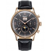 Ingersoll IN1404RBK mens Byron Automatic 46mm 3ATM
