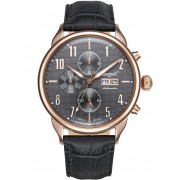 Ingersoll IN1415RGY Jeffords automatic mens watch 44mm 3ATM