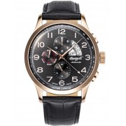 Ingersoll IN1514RBK Duwamish automatic mens watch 46mm 3ATM