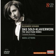 Alexander Scriabin (1872-1915) The solo piano works
